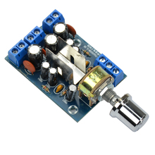TEA2025B 2.0 Stereo Dual Channel Mini Audio Amplifier Board For PC Speaker 3W+3W