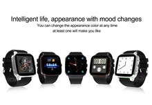Wireless Charge Smart Watch N8 Android 5.1 512RAM 8GBROM SIM Card GPS WiFi Bluetooth4.0 Pedometer Camera 5.0M MTK6580 SmartWatch