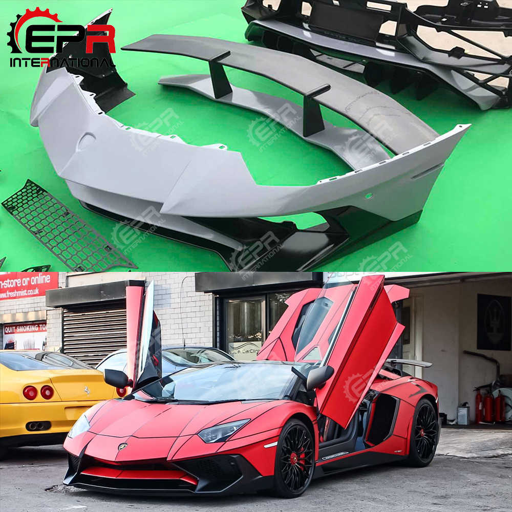 Detail Feedback Questions About Pcf For Lamborghini Aventador Tuning