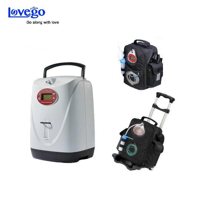 LG102 with bag