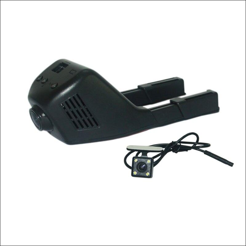 For Ford explorer Car Parking Camera APP control Car Wifi DVR FHD 1080P Dual Camera Car Black Box camcorder G-sensor<br><br>Aliexpress