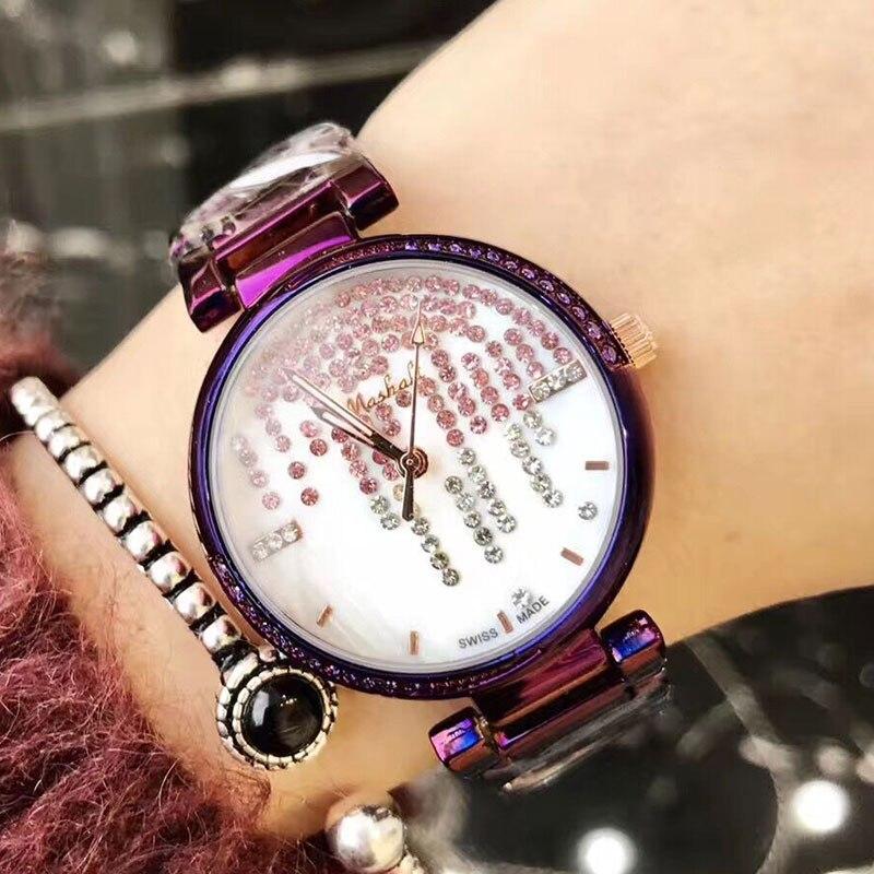 2017 New Watches Women Brand Luxury Quartz Watch Women Fashion Relojes Mujer Ladies Wrist Watches Business Relogio Feminino<br>