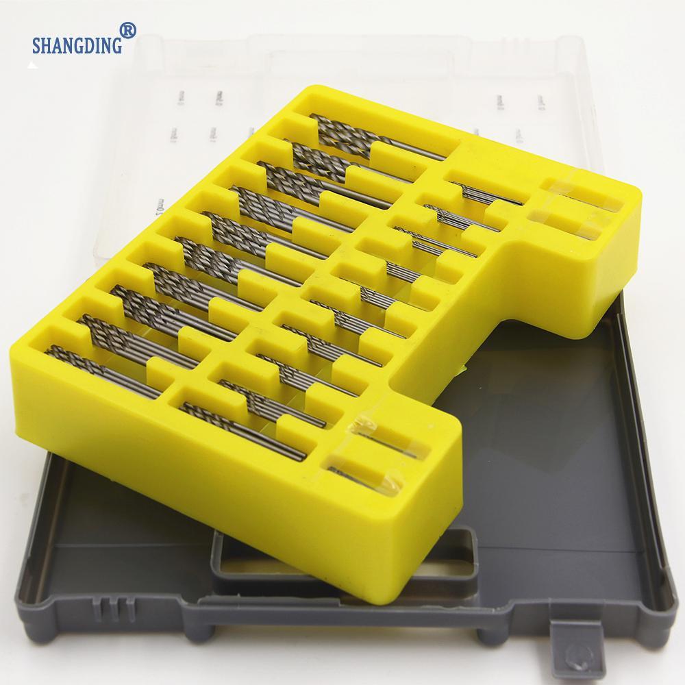 NEW High quality 0.4mm-3.2mm 150Pcs set  Mini twist drill Bit Kit HSS Micro Precision Twist Drill with Carry Case Drilling Tool<br>