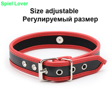 Buy Spiel Lover SM Bondage Punk Collar Women Sexy Necklace Slave Restraints Cosplay Fetsih Erotic toys Sex Products sexo juguetes
