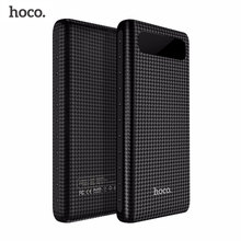 HOCO 20000mAh Dual USB Power Bank 18650 Portable External Battery Universal Mobile Phone Charger PowerBank 10000mAh iPhone - TipJoy Store store