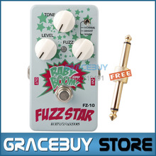Biyang Baby Boom FZ-10 Electric Guitar Effect Pedal Three Models Fuzz Star Distortion True Bypass Musical Instruments