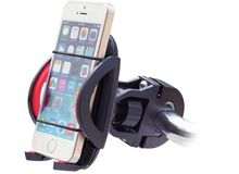 100pcs/lot 360 Degree Rotatable Bicycle Phone Holder bike Stand Mount Bracket for mobile phone