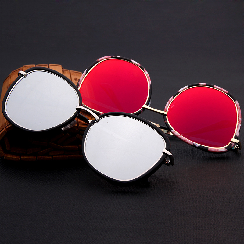 OFIR 2016 Fashion Big Round Sunglasses Women Brand Designer Mirror MAD CRUSH Sun Glasses For Female UV400 NG-57<br><br>Aliexpress