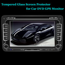 Unidopro 175*99/152*85/176*99 mm Glass LCD Guard for Chevrolet Car GPS PDA MP4 Video DVD Premium Tempered Glass Screen Protector(China)