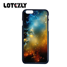 The latest production of the universe cosmic mosaic flower art DIY phone case For iPhone 4 4 5 5 6 6 6 6 6 Plus 7 7plus(China)
