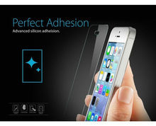 Tempered Glass For iphone4 4S 5 5S 5C  6 6s PLUS 0.26mm Ultra-thin 9H Screen  2.5D HD Support 3D Touch Toughened Protective Film