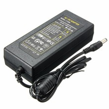 Power Supply Adapter DC12V 4A 5A 6A With 8 Split Cable For CCTV Security Surveillance CCTV Camera DVR