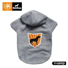 My Pet Dog Clothes For Dogs Pets Clothing Cotton Hoodies Coat Summer Windproof Jackets Short Sleeves Sudadera Perro VC15-HD001