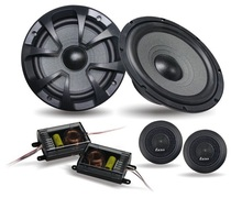 Speakers Sets Thickness of ultra-thin installation The factory wholesale car audio high and low 6.5 inch does horn