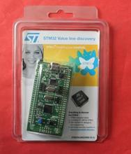 Free Shipping! 1pc STM32VLDISCOVERY Cortex-M3 (STM32 development board includes ST-LINK/V2)