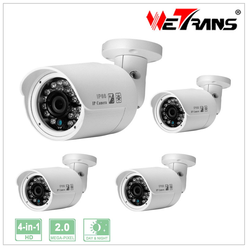 4pcs TR-X20DR313 Sony IMX323 Sensor CCTV Camera 1080P AHD Camera Day/night Outdoor/Indoor Waterproof Security Bullet Camera CCTV<br><br>Aliexpress