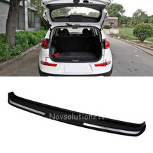 2016 2017 Rear Bumper Plate Cover Trim For Kia Sportage
