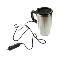 12v electric kettle, tea cup,car mug, vehicle thermos, cooking tools, auto supplies,teapot.