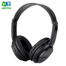 HESTIA Bluetooth Headphone Support TF Card Foldable Earbuds Beats Music Stereo Headset With Micro Headphone For IPhone Meizu PC