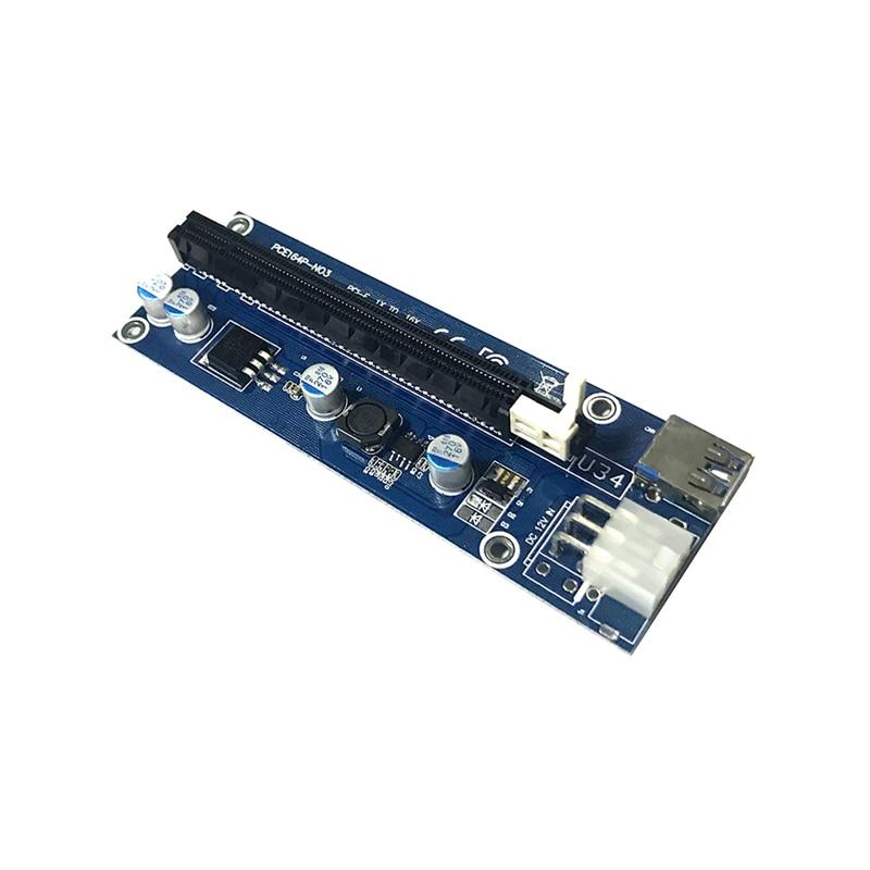 Sinine GPU toitekaabel