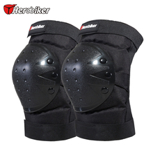HEROBIKER Motorcycle Bicycle Cycling Bike Racing Knee Protector Tactical Skate Protective Ski Skateboard BMX Knee Pads Guard(China)
