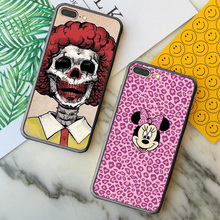 Buy TPU+Hard PC Cover Phone Case Apple iPhone 8 Plus Cases iPhone 7 6s 5s Pattern Funy Cartoon Mickey Mouse for $1.11 in AliExpress store