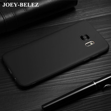 Luxury Silicone Rubber Matte Case For Samsung Galaxy S3 S5 J5 J7 J3 2016 2017 J2 J5 J7 Grand Prime S6 S7 edge S8 plus Note8 case(China)
