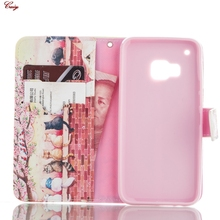 Flip cases for hoesje HTC One M9 PU leather cases for HTC M9 Fiip wallet cover for Coque HTC ONE M9 M 9 telephone cases fundas