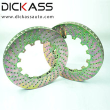 White DICKASS 355*28mm brembo Car Brake Disc for Volkswagen Mazda Car Brake Replacement Accessories