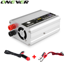 Onever 500W DC 12V to AC 220V Adapter 1000W Peak Power Car Auto Modified Sine Wave Power Inverter Converter Charger For Iphone 8(China)