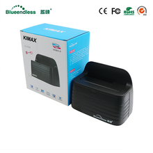 1 Bay 2.5 3.5 hdd docking station Sata USB to 3.0 case hd externo for ssd hdd 2TB hdd usb sata dock plastic socket HDD Enclosure(China)