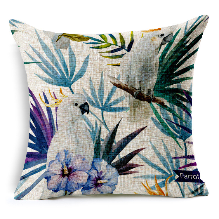 results of floral cushion cover in highheating
