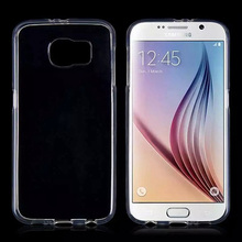 Cheap Soft Ultra Slim Clear Silicone Transparent Tpu Case For Samsung Galaxy s6 s7 edge/j2 j3 a5 Crystal Back Cover Protect Skin