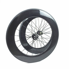 Taiwan time trial 700c bicycle rim t700 clincher route carbon wheel carbon wheels blade spoke