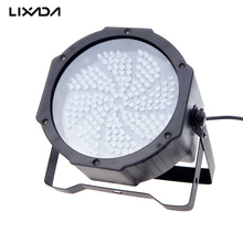 8 Channel Dmx 512 Led Light Stage Background Par Light Lamp Strobe Club Party Dj Show Stage Lighting Equipment Disco Ball Beam(China)