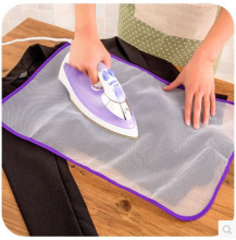 2016 Useful Cloth ironing pad Ironing Protection Mat Kit Cloth Cover Protect Ironing Pad House Keeping Convenient Ironing Boards(China)