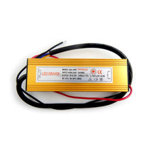 (10 series 5 parallel) 50W 1500mA Waterproof LED Driver DC26-36V High Power LED Flood Light Driver LED Power Supply(China)