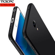 MEIZU M5 Note case Miezu M5 Silicone TPU case orignal TCICPC brand 360 protection Ultra thin scrab matte soft case anti knock