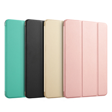 "Case For Xiaomi Mipad 1 7.9"" PU Leather+Ultra Slim Light Weight Hard PC Back Cover Smart Case for funda Mi Pad 1+Stylus Pen"
