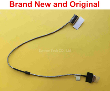 100% Original Laptop LCD/LED/LVDS Audio/Video Flex CABLE for Toshiba CASU-1A EDP series laptop 1422-01RM000 LCD Monitor cable