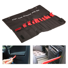 Buy 11pcs/set Professional Car Vehicle Door Dash Trim Tool Panel Molding Clip Retainer Removal Pry Tool Set Car Auto Tool Kit for $11.99 in AliExpress store