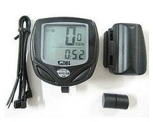 New Sunding SD-548C Wireless Bicycle stopwatch Bike cyclometers waterproof cycle computer+Free shipping!(China)
