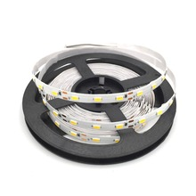High quality DC12V 5630 LED strip light 5m/roll 300led 5730 flexible bar light No-waterproof indoor home light(China)