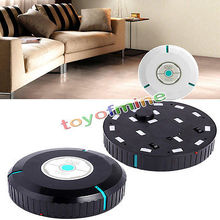 9 inch Home Robotic Smart Auto Cleaner Robot Microfiber Mop Dust Cleaning(China)