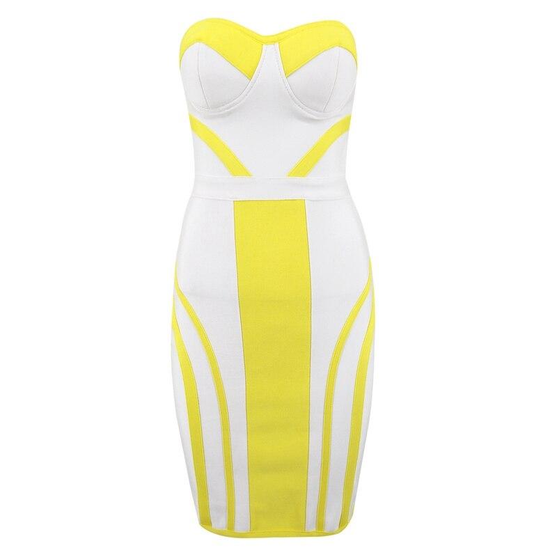 Leger Babe Bandage Dress153