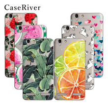 Buy CaseRiver Soft TPU Silicone Lenovo K5 Case Cover Printed Phone Back Protective Lenovo Vibe K5 / K5 Plus / A6020 Case for $1.13 in AliExpress store