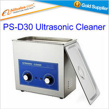 Digital Ultrasonic Cleaner Jeken PS-D30 180W 4.5L Ultrasonic Cleaner with cleaning basket for PCB board cleaning(China)