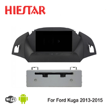 Bluetooth RDS FM Car DVD GPS Player auto Navigation touch screen 8'' Android 7.1/6.0 8 core wifi for Ford Kuga 2013 2014 2015