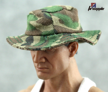 1/6 soldiers US military jungle camouflage Benjiao can DIY delta seals have texture hat Action Figures(China)