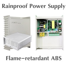 12V 3.8A / 3800mA 45W 4 Channel Outdoor Rainproof Power Adapter Supply for CCTV Camera(China)
